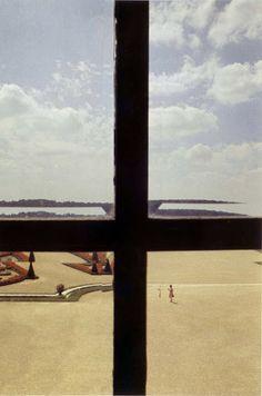 "from ""Kodachrome"" - Luigi Ghirri, Versailles - 1978-2012"