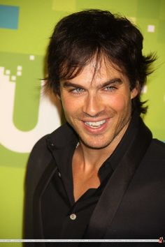 Ian Somerhalder. I have no clue who this guy is...but he's cute. Kinda looks like a young Rob Lowe.