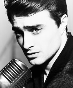Daniel Radcliffe. Really nicely done photo.