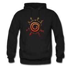 Naruto Hot Logo Custom Men's Hoody Hoodie Hooded Sweatshirt http://thenarutozone.com/clothing/sweaters-2/