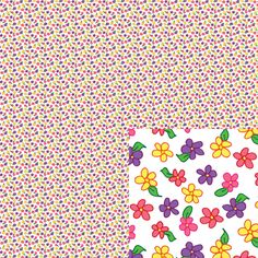 #Flowers This is part of my January 2015 series #Tiny Repeats. #EmpireRuhl #pattern