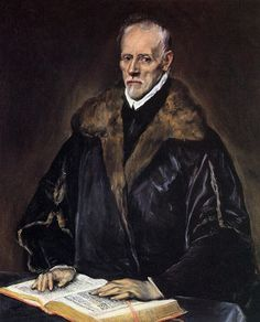 A PRELATE, by El Greco