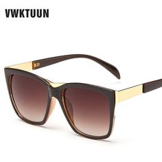 9481436c7238b8 ... telescope Suppliers  VWKTUUN Big Square Frame Sunglasses Women Men Sun  Glasses Vintage Oversized Glasses Outdoor Sport Eyewear Male lunette de  soleil