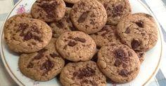 Fabulosa receta para Galletas de aceite y cacao. Intentando hacer otra receta, salieron estas galletas, y nos gustó el resultado .