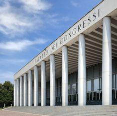 Palazzo dei Congressi Adalberto Libera