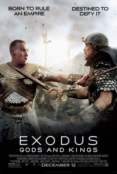The story of Moses and his journey out of Egypt is told through Exodus Gods and Kings, releasing to theaters tomorrow! Save on your movie ticket purchases to Regal, AMC, and more with Abenity! http://www.abenity.com/celebrate/save-on-movie-tickets-at-regal-cinemas-amc-theatres/