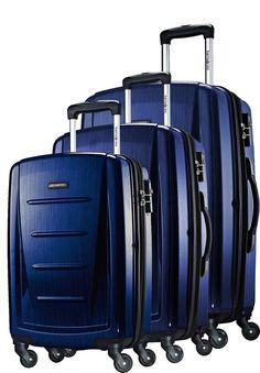 53525e750 Samsonite Luggage, Hardside Luggage, Womens Luggage, Best Luggage, Luggage  Sets, Packing