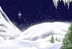 Post #7 - Snow Time Brushes by David Gell. These 20 brushes have been updated for Painter 12.2 and above. You will have everything you need to paint sky, snow, trees and even a snowman.  Grab them now: http://www.jitterbrush.com/?p=485