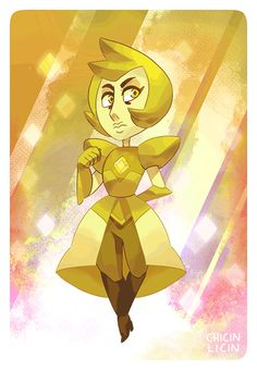 Yellow Diamond | Steven Universe