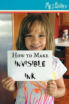 invisible ink on pinterest spy gear spy party and spy kids. Black Bedroom Furniture Sets. Home Design Ideas