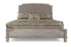 Ashley Demarlos Queen Arched Panel Bed