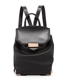 Prisma Skeletal Leather Backpack by Alexander Wang at Neiman Marcus. $1,050