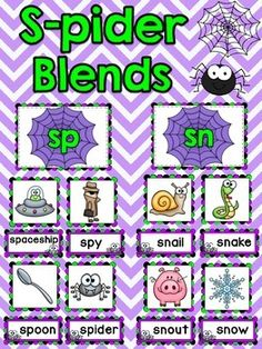 S Blends Center: S-pider Blends