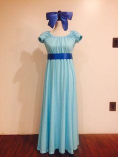 Wendy Darling Inspired Dress / Dressing Gown Peter Pan 12