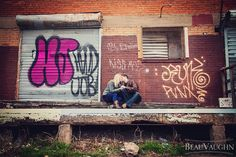 For booking information please email weddings@beauvaughn.com #engagements #beauvaughn #deepellum #graffiti #dallas  #photography #weddings