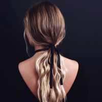 Ponytail hairstyles for 2017 - how to style a ponytail | Glamour UK