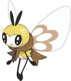 Pokémon Sun & Moon - New Pokémon