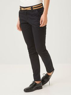NW CARGO TROUSERS, Black, large