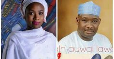 Former military president General Ibrahim Babangida will on Friday give out his last daughter and last child Halimat in marriage. She will be his 3rd wife! The groom is businessman Alhaji Auwal Lawal Abdullahi who holds the traditional title of Sarkin Sudan Gombe. The wedding fathiha will take place at the Hilltop Villa of the former military President in Minna Niger State.