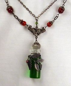 Absinthe the Green Fairy Victorian Steampunk by dreameddesigned, $38.00