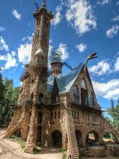Bishop castle - Pueblo, Colorado