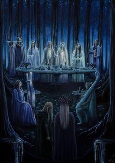 Feast of starlight by Gwillieth on DeviantArt