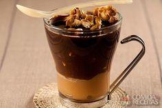 Receita de Café com sorvete e pé de moleque                                                                                                                                                                                 Mais