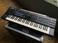 MATRIXSYNTH: Casio CZ-1 vintage digital synthesizer