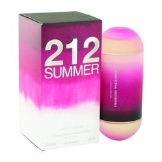 Shop for Carolina Herrera 212 Summer Women's Eau de Toilette Spray (Limited Edition). Get free delivery On EVERYTHING* Overstock - Your Online Beauty Products Shop! Carolina Herrera 212, Perfume Carolina Herrera, Carolina Herera, Book Perfume, Perfume Store, Perfume 212, Perfume Bottles, 212 Vip, Michael Kors