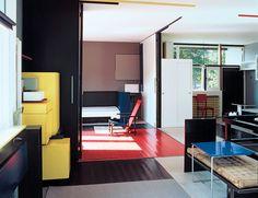 Casa Rietveld Schröder (Utrecht, Países Bajos)