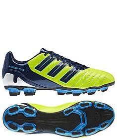 Shoes Predito TRX FG by adidas  #shoes #soccer #training
