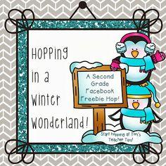 FB Winter Hop is here!! - Toris Teacher Tips