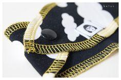 Halstücher - Wolken Halstuch clouds - ein Designerstück von betus-betus bei DaWanda