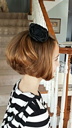 cute little girl hair cut