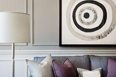 Contemporary Living Room designed by Elizabeth Metcalfe Interiors & Design Inc. www.emdesign.ca