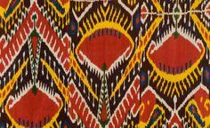 Madeline Weinrib - Ikat - Fabrics