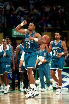 Alonzo Mourning Charlotte Hornets, Boston Celtics, Alonzo Mourning, Lou Williams, Ben Simmons, Golf, Nba Stars, Nba Players, Basketball Players