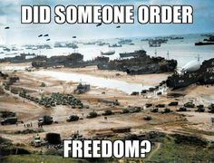 Did someone order some freedom? #murica