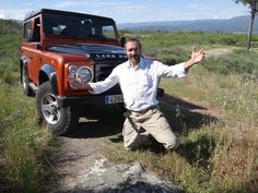 Land Rover Defender 90 Fire Edition-Castillo de Monterrey- Verín-Orense-Galicia (Spain)