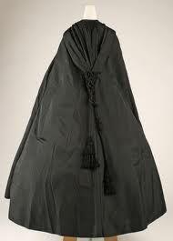 1860 cloak burnoose style