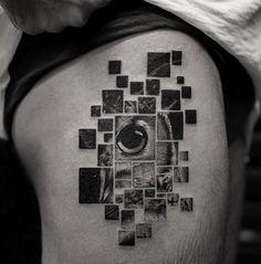 My name is Balazs Bercsenyi, I am a Budapest based tattoo artist