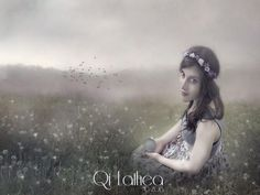 Sweetness of the nature - Digital Art by Qi Lathéa in My digital art at touchtalent 65485