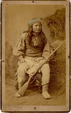 Kla-esh - Chiricahua Apache - no date