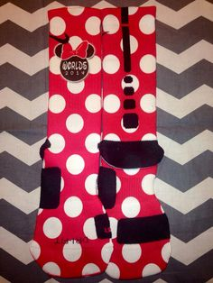Worlds 2014 Nike Elite Socks