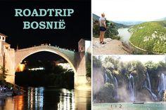 Travel Vlog: Roadtrip Bosnië & Herzegovina