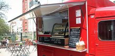 Camion surprise au bout de la ligne 4 Foodtrucks paris