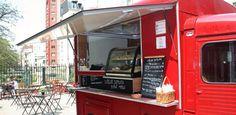 Camion surprise au bout de la ligne 4 Foodtrucks paris