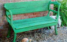 Chair bench ;)