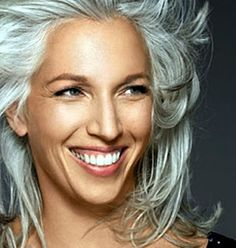 Grey haired grannies with gray pubic hair charming