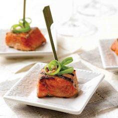 Alaska Seafood Marketing Institute (ASMI) Alaska Sockeye Salmon Bites